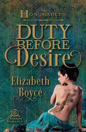 Duty Before Desire by Elizabeth Boyce
