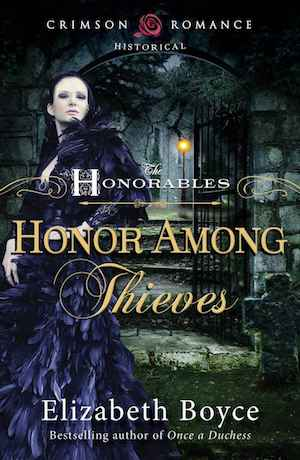 Honor Among Thieves by Elizabeth Boyce