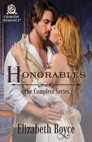 The Honorables Boxed Set by Elizabeth Boyce