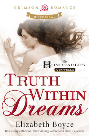 Truth Within Dreams by Elizabeth Boyce